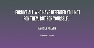 If I Offended You Quotes