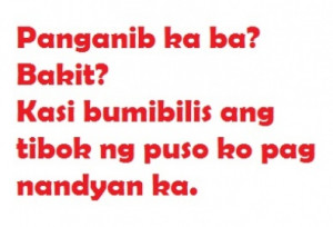 Sweet Tagalog Quotes   Online Quotes
