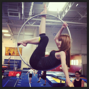 to hold Man in the Moon.Aerial Hoop, Aerial Dance, Holding Man, Aerial ...