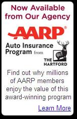 AARP Auto Insurance Program from The Hartford
