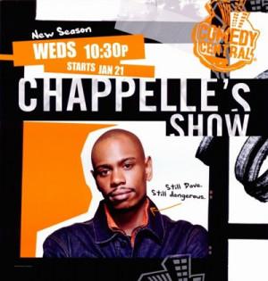 Comedy TV Dave Chappelle Chappelles Show