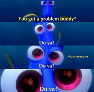 Finding Nemo Dory Do Ya
