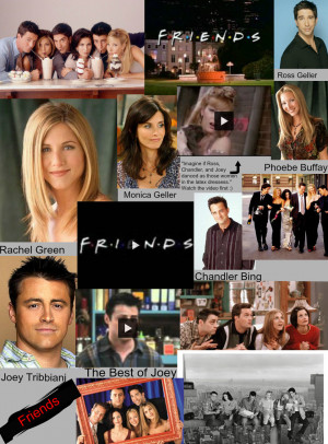 Friends the TV Show