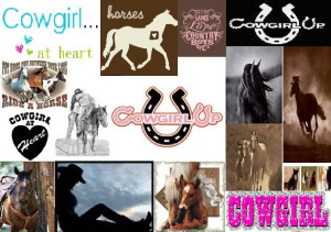 All Graphics » cowgirl quotes