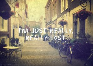 life quotes im just really really lost Life Quotes 194 Im just really ...