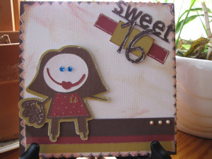 sweet 16 Poems For Nieces