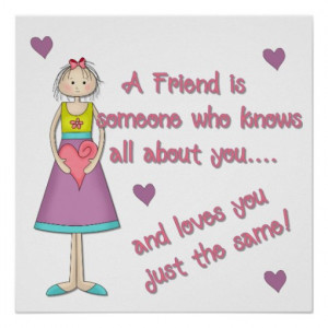 friend is someone print by mrssocolov view other friend