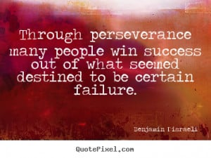 Famous Quotes About Perseverance