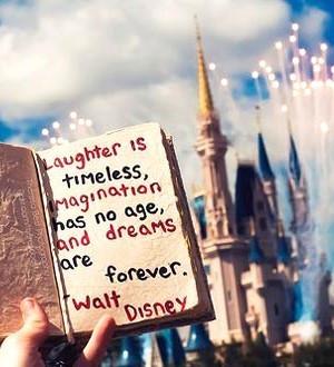 Walt Disney Quote Success