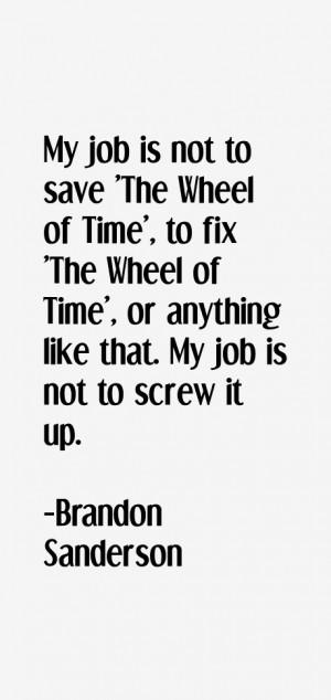 Brandon Sanderson Quotes amp Sayings