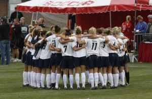 Girls High School Sport Soccer