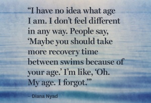 Diana Nyad quote
