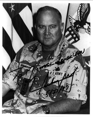 Topic: Gen Norman Schwarzkopf has died!!!