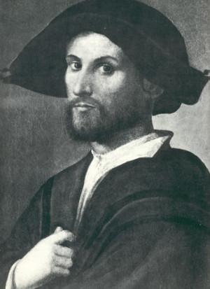 man said to be Juan Borgia by unknown