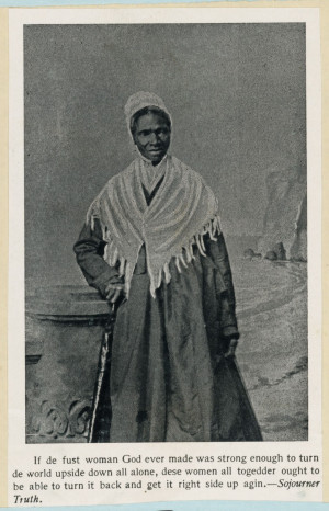 Sojourner Truth: Slavery Abolitionist and Women's Suffragist