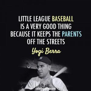 Little League Quotes