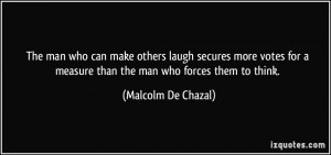 More Malcolm De Chazal Quotes