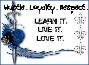 Hustle Loyalty Respect Image