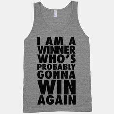 am a Winner