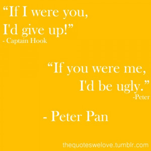 ... Quotes, Peter O'Tool, Peter Pan Quotes, Favorite Quotes, Movie Quotes