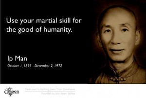 Art Quotes, Art Wisdom, Art Lifestyle, Sharon Logan, Ip Man Quotes ...