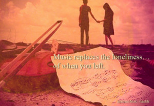 Sad Music Quotes