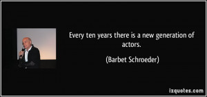 More Barbet Schroeder Quotes