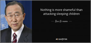 TOP 25 QUOTES BY BAN KI-MOON (of 82) | A-Z Quotes