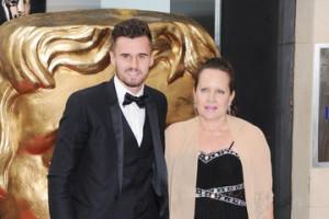 Carl Jenkinson Arrivals at the British Academy Children 39 s Awards