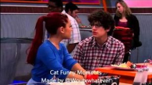 Cat Valentine - Funny Moments - The Hambone King - Victorious