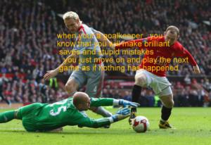 ... goalkepper #liverpool #manchester united #nike #soccer #Me