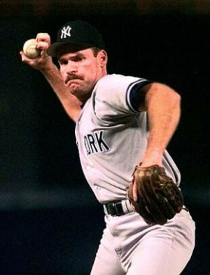 Jimmy Cannon, what's a knuckleball?