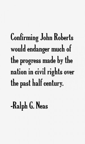 Ralph G. Neas Quotes & Sayings