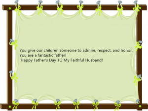... Father's Day, And These Best Happy Father's Day Quotes From Wife