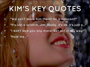 presentation outline 1 kim edward scissorhands 2 what kim looks like 3 ...
