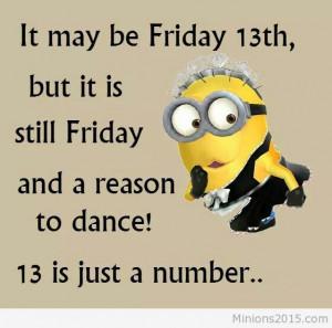 13th Friday cool 13th Friday fun 13th Friday
