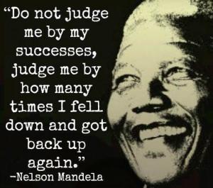Nelson Mandela on Impossibility