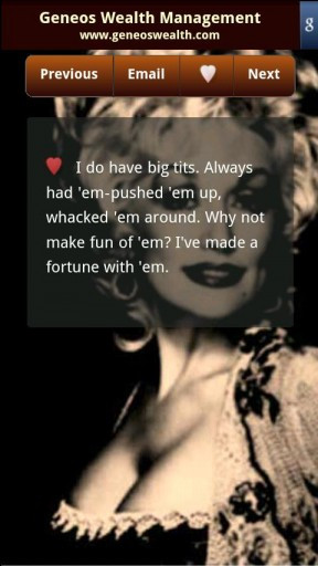 View bigger - Dolly Parton Quotes for Android screenshot