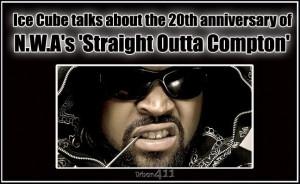 Ice Cube NWA Urban411 Image