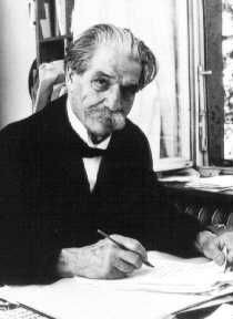 Albert Schweitzer (born in Germany) ... Winner of the 1952 Nobel Peace ...