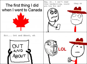 ... canada fight i never said anything negative about canadians or canada