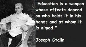 Joseph stalin quotes 2