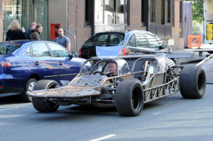 Gallery of coolest cars used in Fast & Furious 6 movie set