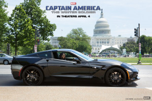 ... CHICAGO – So if the Black Widow had a sports car, what would it be