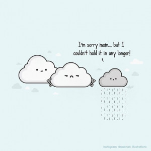 Clever Illustrations of Everyday Sayings….Pun Intended! Genius and ...