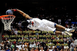 Basketball, quotes, sayings, kevin johnson, great quote