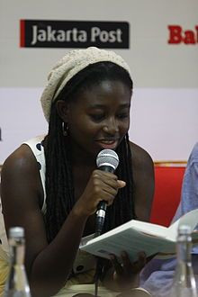 Helen Oyeyemi - White is for Witching is where that quote is from