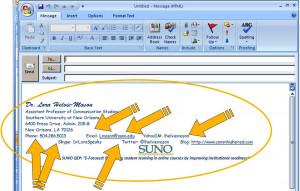 Email Signature Quotes
