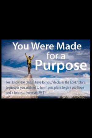 Purpose Driven Life Quotes Gif