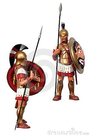 Greek Warrior Images Pictures